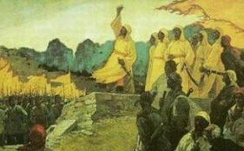 第二次鸦片战争与太平天国运动比较