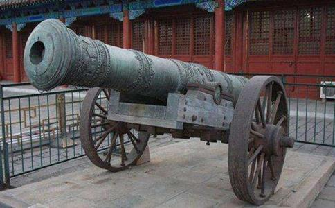 鸦片战争时中英两国的火炮差距有多大?