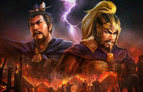 曹操官渡之戰是憑借運氣好贏的么?袁紹和曹操打過幾次仗?