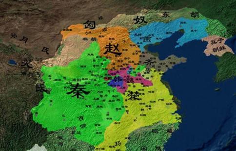 長平之戰其他五國為什么不幫趙國打秦國?