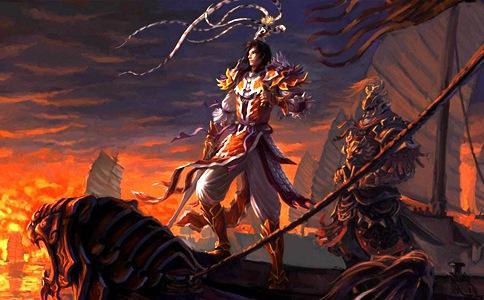 赤壁之战献计火攻曹操的不是诸葛亮是谁?