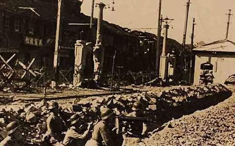 淞沪会战持续了三个月,是有什么目的吗?