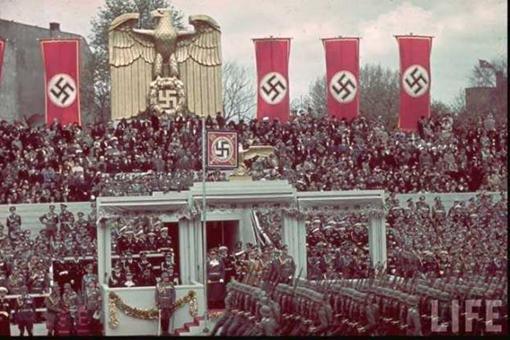 二戰時期德國鼎盛時期的軍力到底有多強?