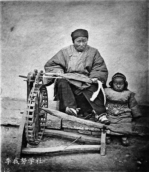 晚清時期的中國母親是何帶孩子的?