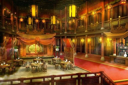 古代青楼和妓院是一个地方么?青楼和妓院有什么区别?