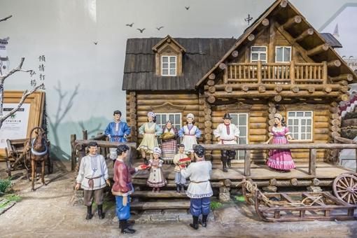 俄罗斯族的民风民俗是怎样的?