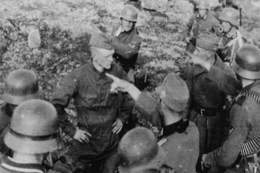 二战德国是如何对待苏联战俘的?