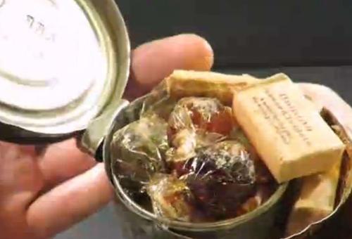 二战期间各国的军用罐头里面都是什么?