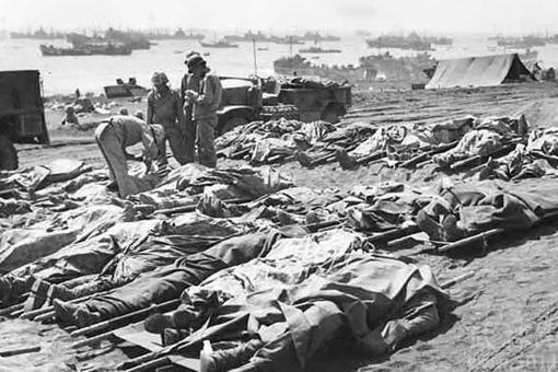 日美硫磺岛战役的前后经过是怎样的?双方伤亡如何?