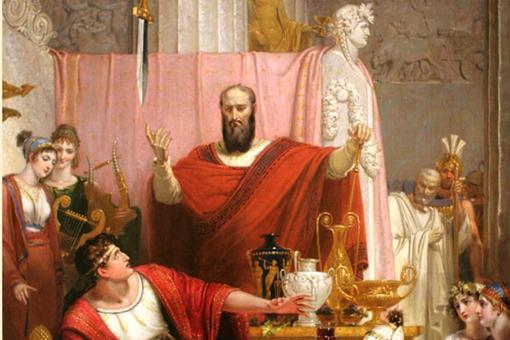 希腊传说达摩克利斯之剑的典故是怎样的?