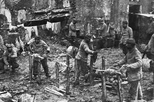 一战之后,日本为什么要向英美低头