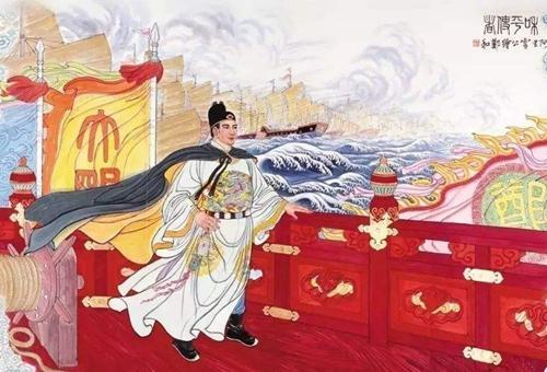 陈祖义原型是谁 揭秘陈祖义到底是不是海盗