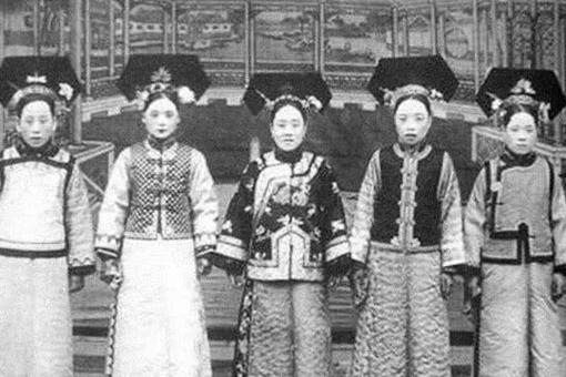 汉不入宫,七不点元是什么意思?是清朝怎样的制度?