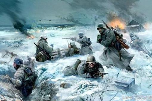 二战期间差点攻进莫斯科的居然是法国志愿军,原来法军也有强势的时候
