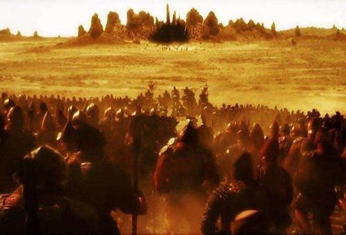 古代打仗都是重兵把守粮草,那么守护粮草的重兵占大军几成?