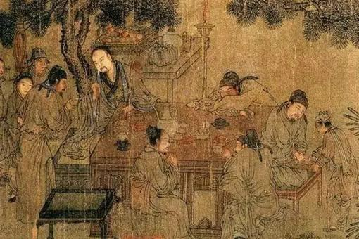 古人喝茶和现代人有什么区别?古代茶文化还有这些讲究