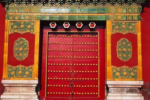 古代城门上的门钉是做什么的?门钉有什么作用吗?【图】