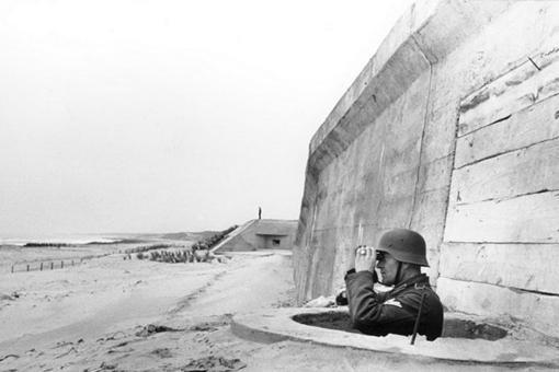 19张照片揭秘诺曼底德军防御工事是怎样的