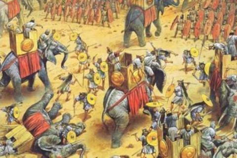 安条克大帝之马格尼西亚战役是怎样的?误把自己当王者的青铜