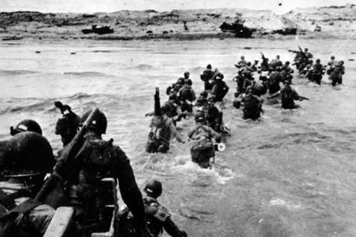 歷史上真實的諾曼底登陸是什么樣的?