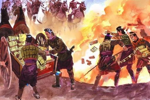秦始皇焚书坑儒的原因是什么?只是因为马屁拍得太着急?