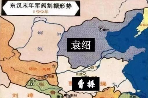 袁绍生平简介 袁绍家族如何走向没落?