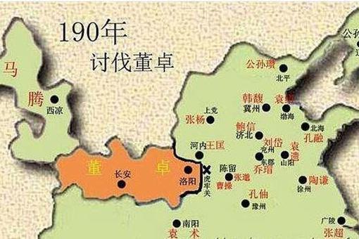 袁紹生平簡介 袁紹家族如何走向沒落?