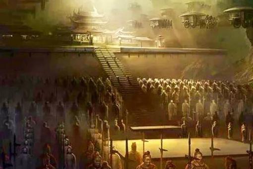 修建秦皇陵的人都被殺了,為何司馬遷能夠詳細描述秦皇陵的結構?