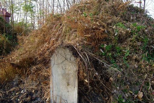 揭秘墓碑上的