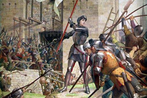 英法百年战争是如何爆发的?