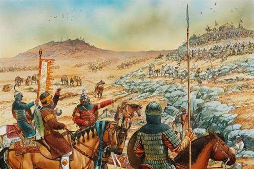 哈丁战役是怎样的?萨拉丁的经典军事杰作