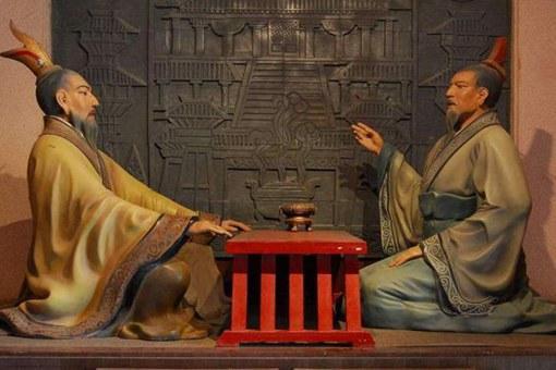 """管仲为何被称为""""圣人之师""""?看看孔子是如何评价管仲的"""