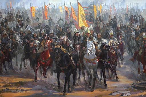 天下无敌的蒙古铁骑,为何用36年也攻破不了南宋钓鱼城?