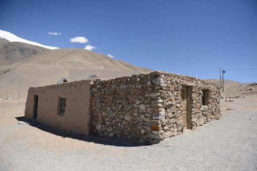 柯尔克孜族居住房屋是怎样的
