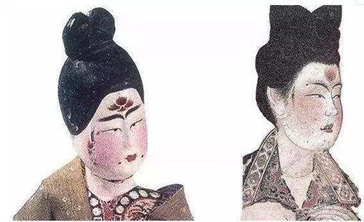 刘亦菲版花木兰妆被吐槽太丑?历史上北朝女性是如何化妆的?