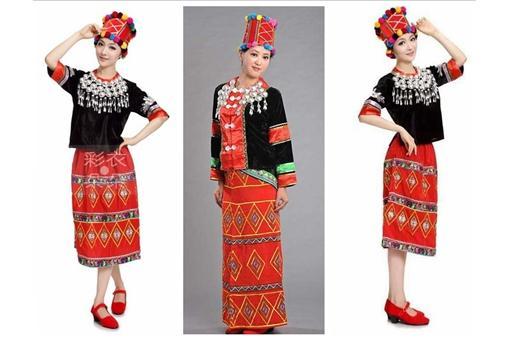 景頗族筒裙是怎樣的?揭秘景頗族服飾文化的精髓
