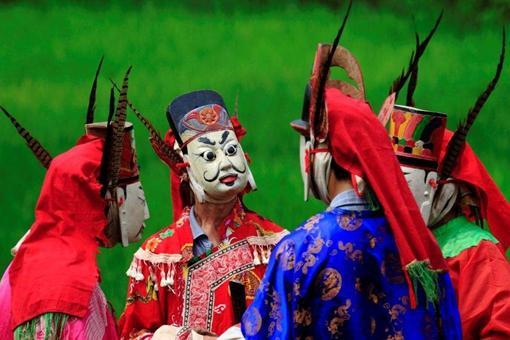 毛南族傩文化是怎样的?揭秘毛南族的两大文化瑰宝