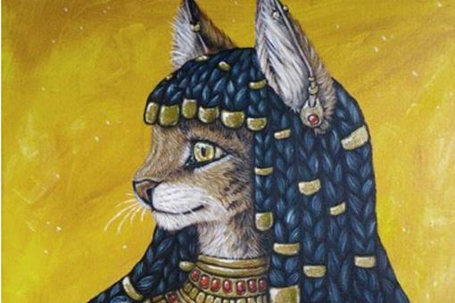 古埃及文明为何崇拜猫