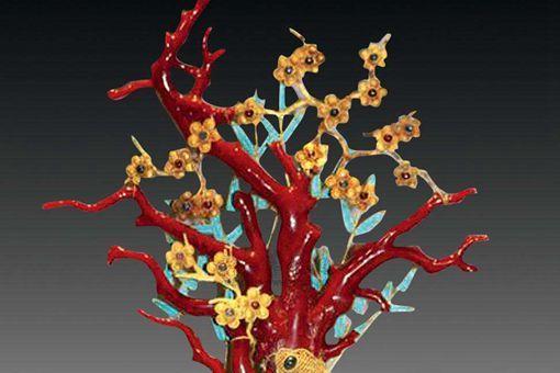 红珊瑚为什么越来越贵?红珊瑚的收藏价值