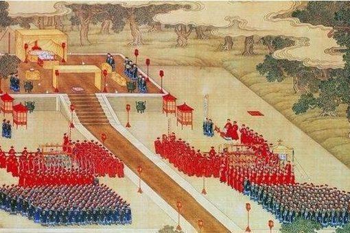 古代皇帝过春节会不会吃饺子?皇帝的年夜饭吃什么?