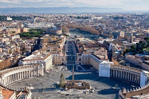 美国敢打梵蒂冈吗?美国人为何不敢打梵蒂冈?