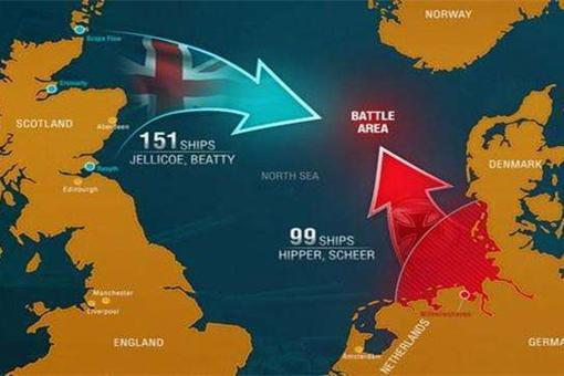 日德兰海战后德国怎么不打了?其中有何原因?