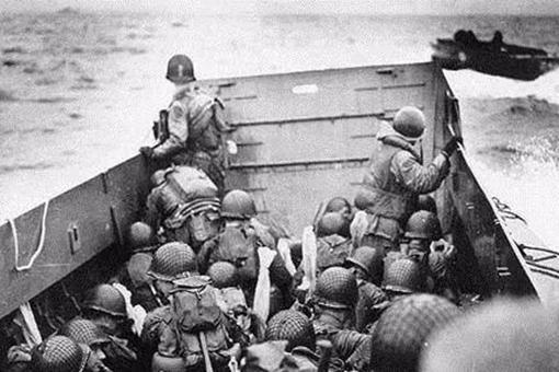 二战诺曼底登陆简单概括,诺曼底战役简介
