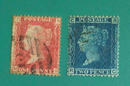 世界第一枚邮票多少钱?面值虽1便士,但收藏价却上千万