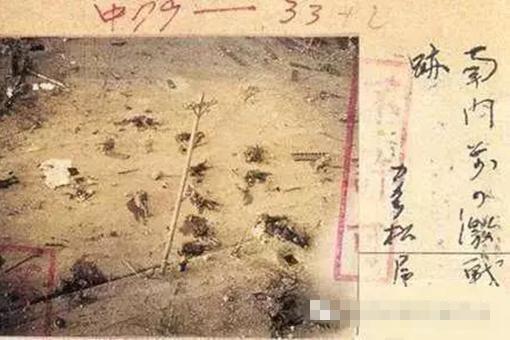 二戰期間一組日本人不敢讓外界人看到的一組照片