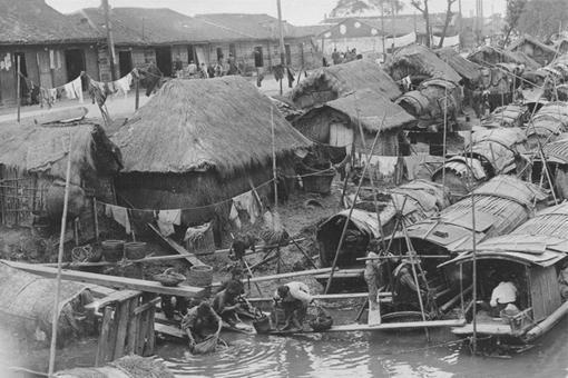 1937年日軍進攻上海時的8張難得一見的照片,見證了日軍的殘暴