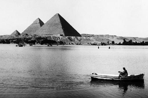 一组关于神秘金字塔的照片,每一张背后都有着神秘的故事