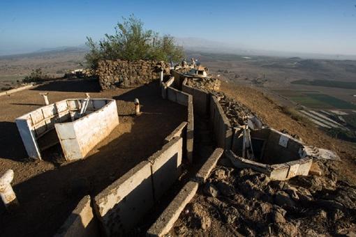 戈兰高地有何重要军事意义?以色列空袭叙利亚是怎么回事?