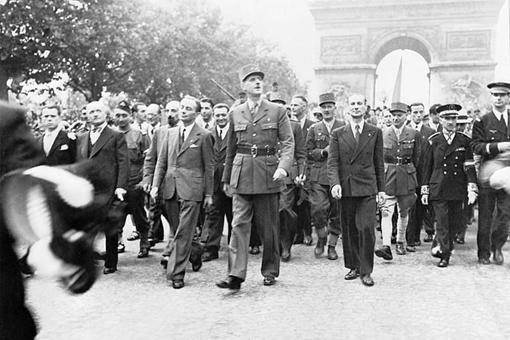 二戰真正拯救巴黎的人是誰?德軍上將肖爾鐵茨是一個怎樣的人?