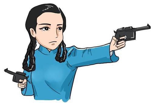 雙槍老太婆的歷史原型是誰?焦子英有哪些光榮事跡?